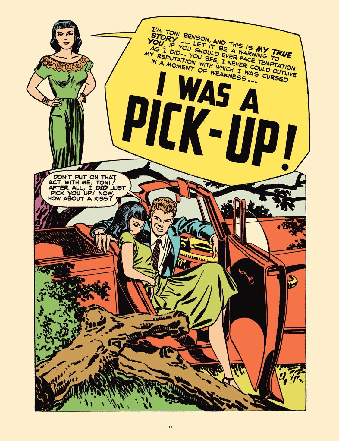 Young Romance Vol. 2, by Joe Simon and Jack Kirby | Smart Bitches, Trashy  Books